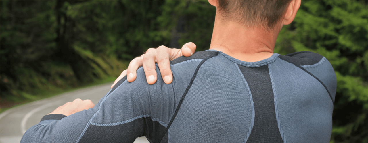 shoulder pain edge physical therapy